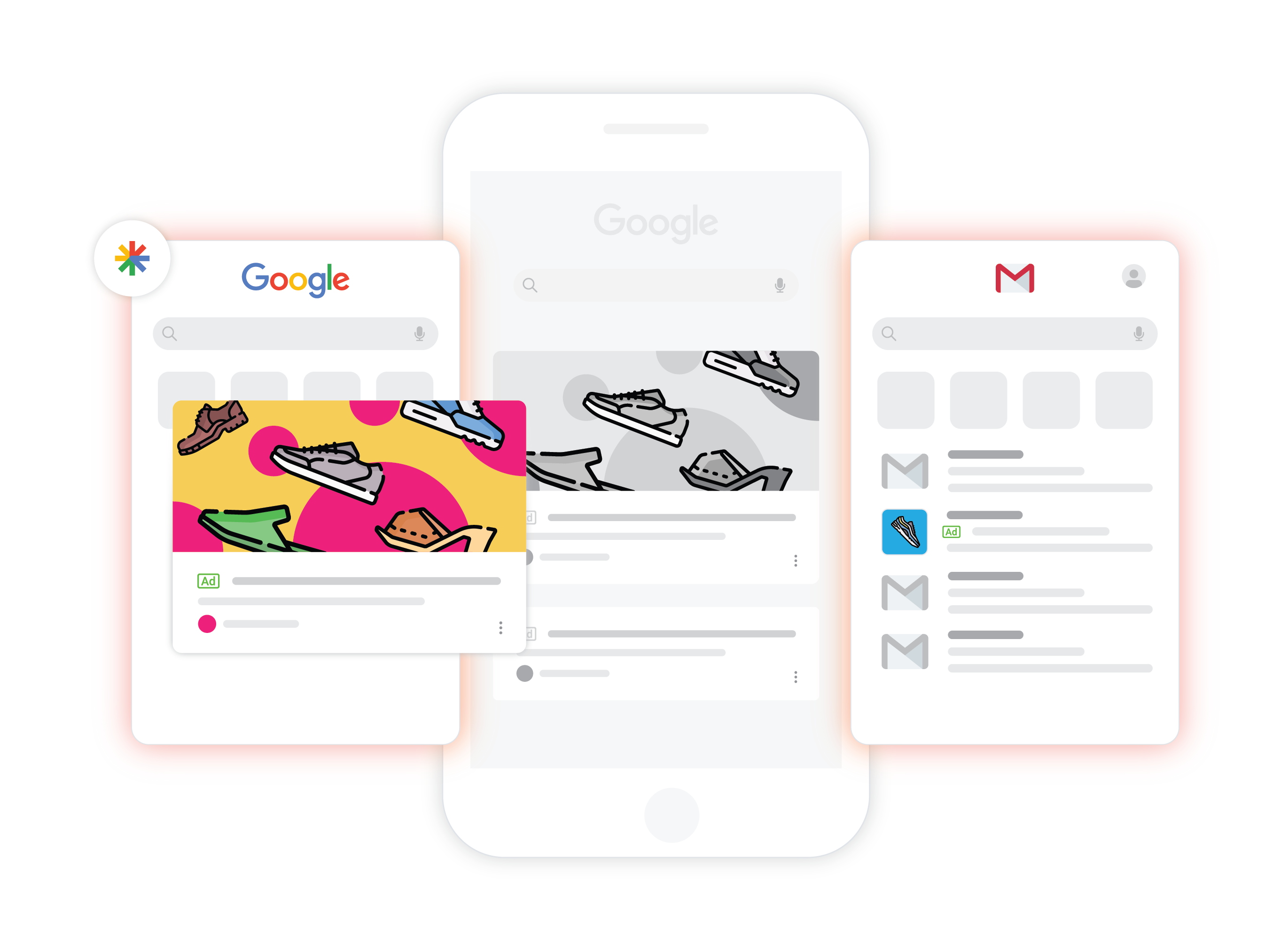google for retail discovery ads