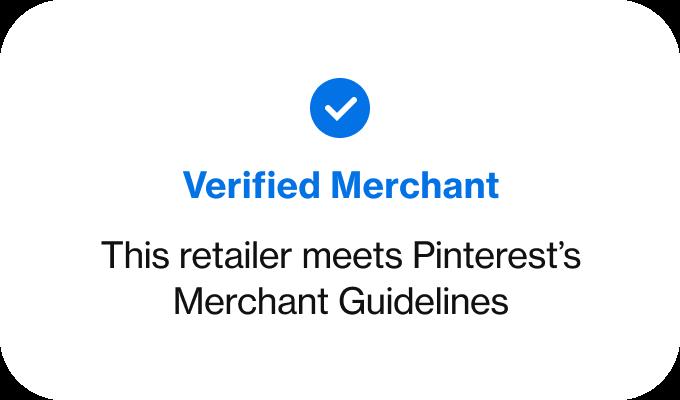 becoming a verified merchant on pinterest