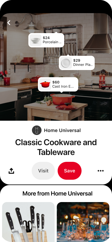 pinterest and ecommerce pins