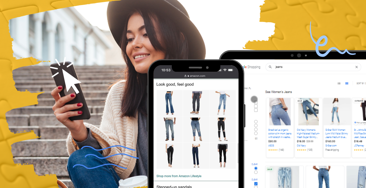 Pay-per-click channels are a great way to reach new shoppers and drive sales on your web store. Marketplaces allow you to leverage native audiences and platforms to make sales.