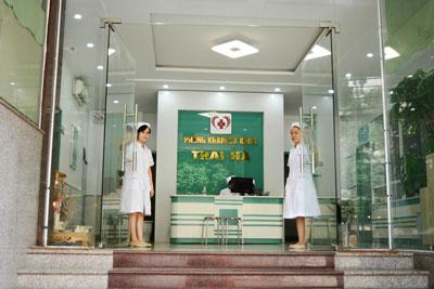 bệnh viện đa khoa thái hà