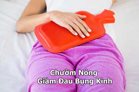 đau bụng kinh làm gì cho hết