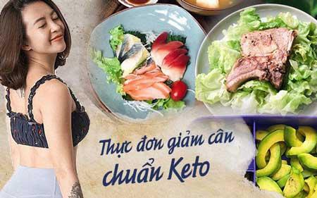 Chế độ ăn Keto 7 - 28 ngày giảm cân an toàn