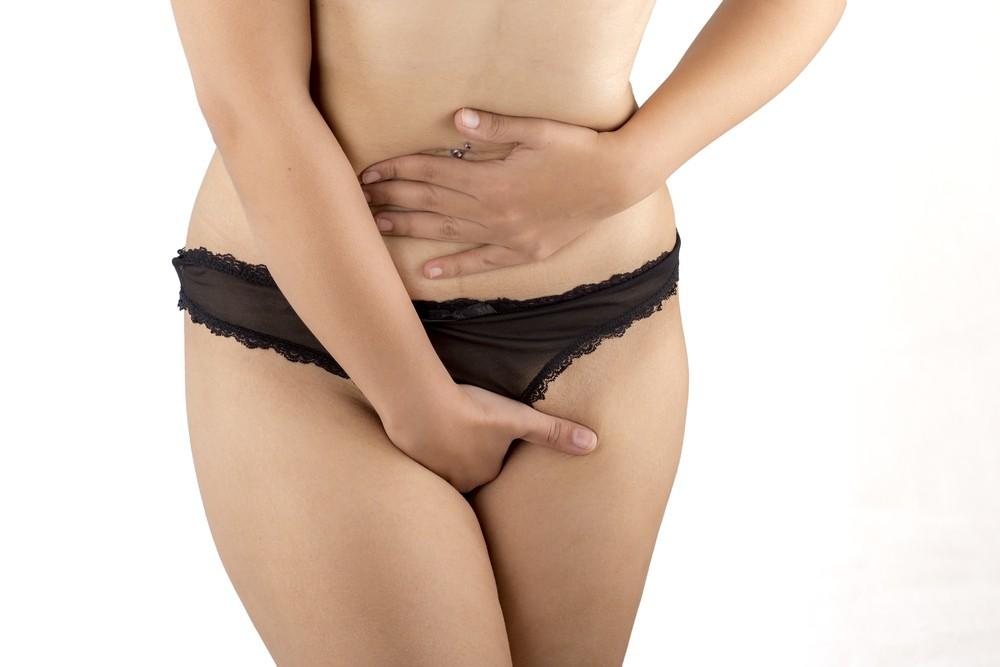 hình ảnh mụn ở bộ phận sinh dục nữ
