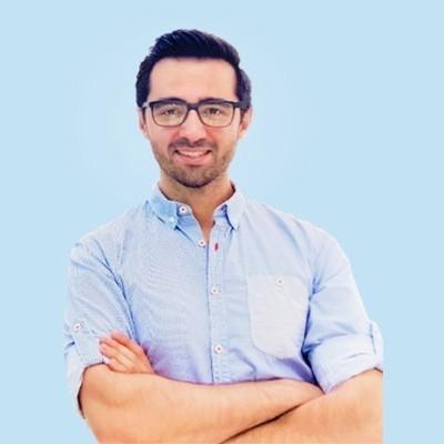 This is a picture of Mehmet Karakus.