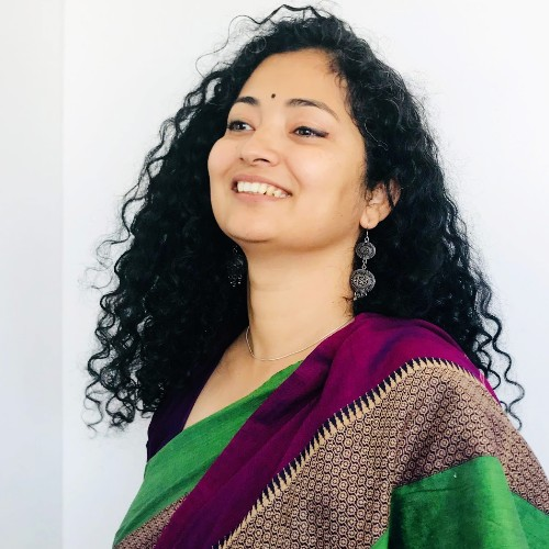 This is a picture of Mridu Nath.