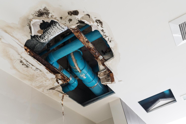 plover water damage restoration