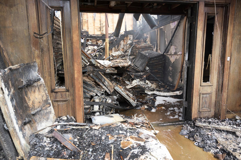 plover fire damage restoration