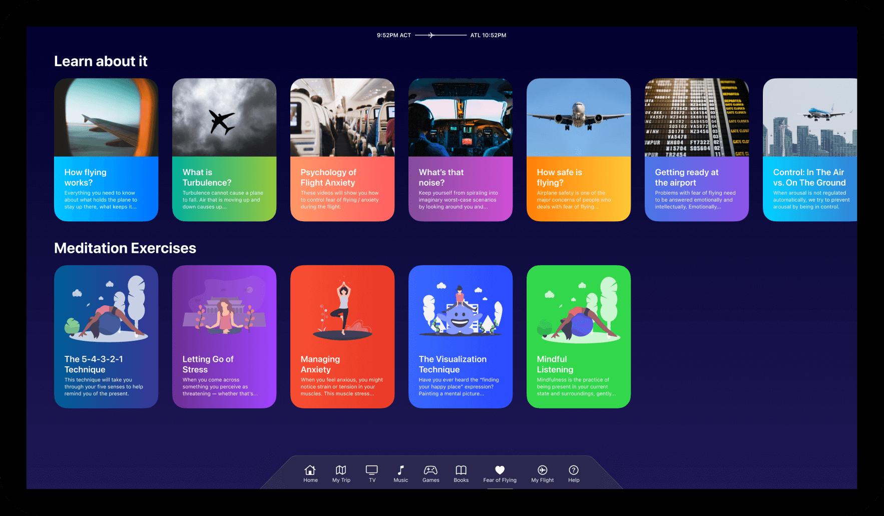 Dashboard/Health Feature