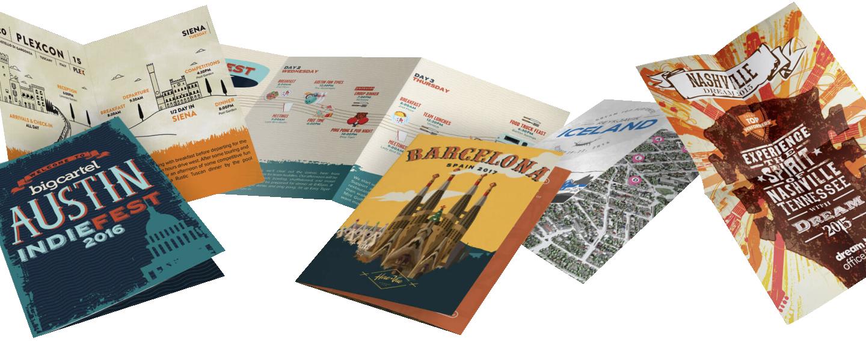 Agenda booklets