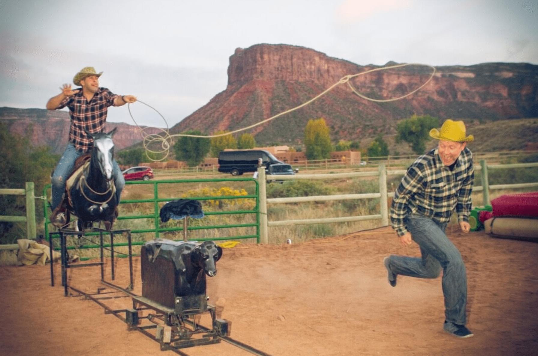 Company Retreat in Colorado