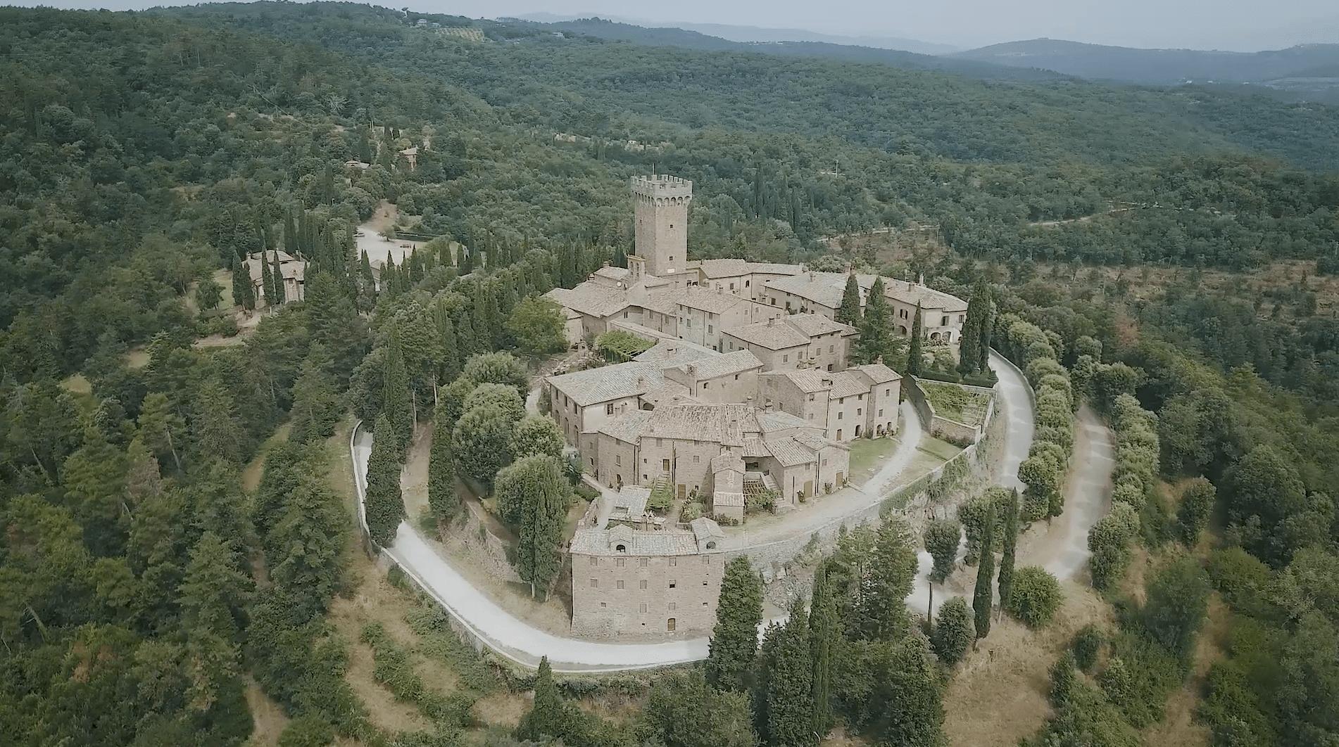 Company Retreat Tuscany