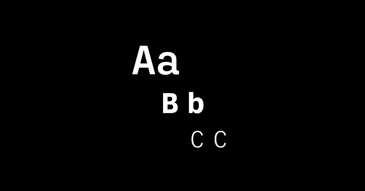 Na typografii v UI nezáleží. Nebo ano?