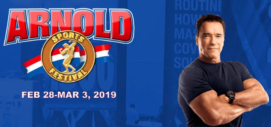 The 2019 Arnold Sports Festival