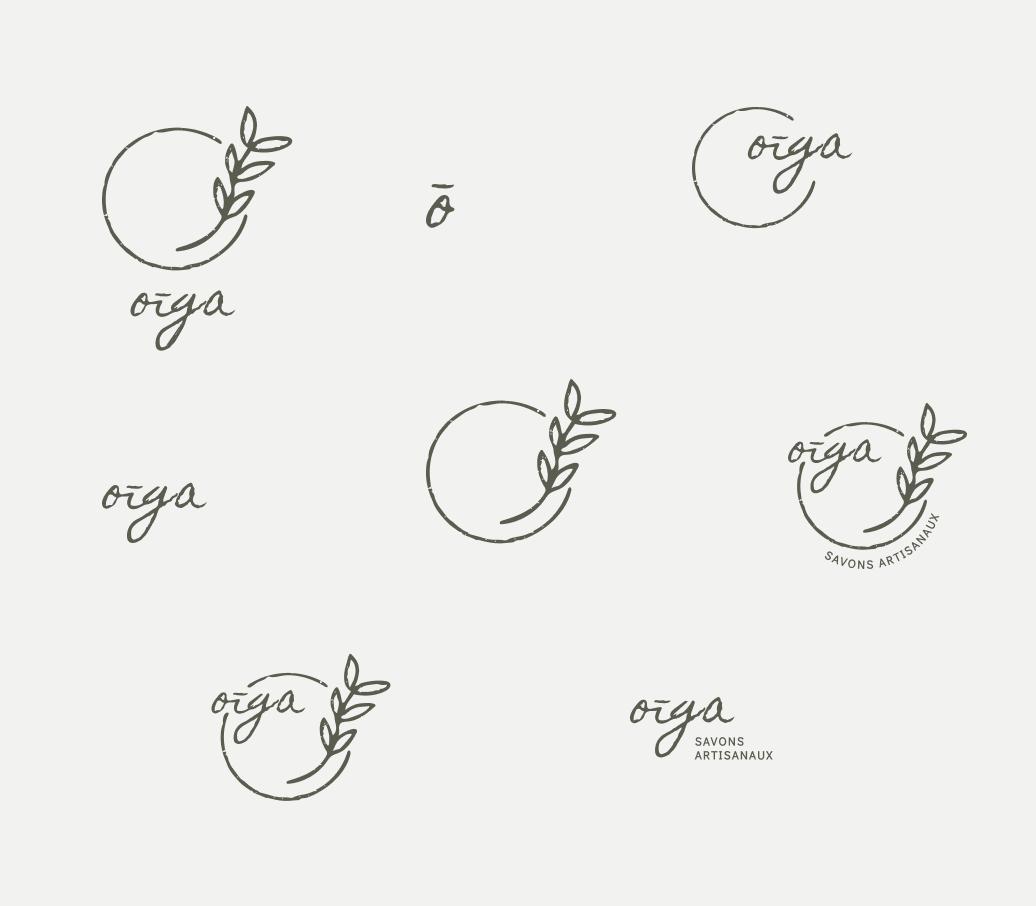 Déclinaisons des logos