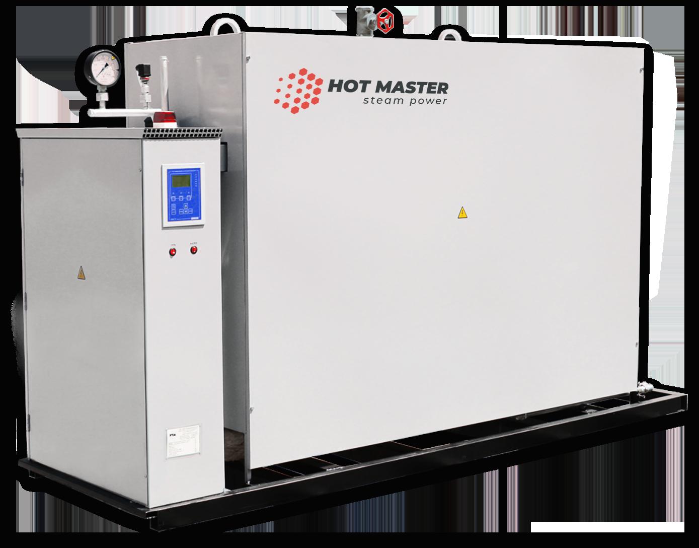 Industrial steam generator HOT MASTER