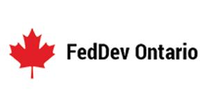 Fed Dev Ontario Logo