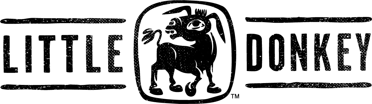 Little Donkey Logo