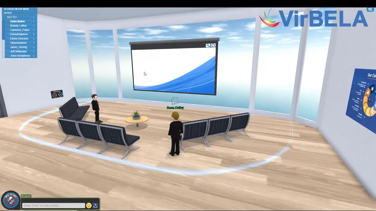video chat room free bella