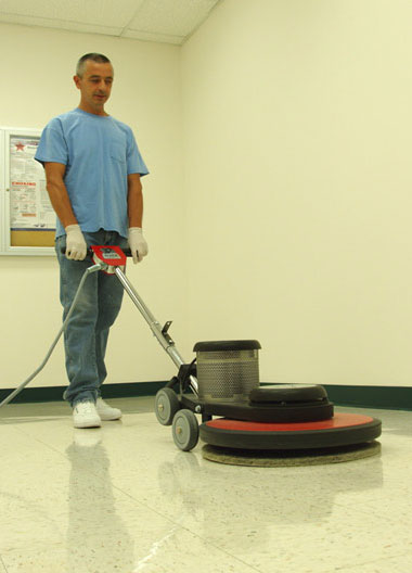 Commercial floor cleaning in Utah County