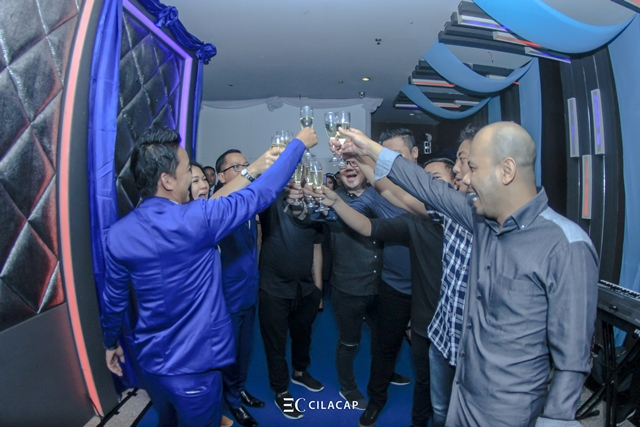 BOOM8ASTIS-nya Anniversary ke 8 EC Cilacap