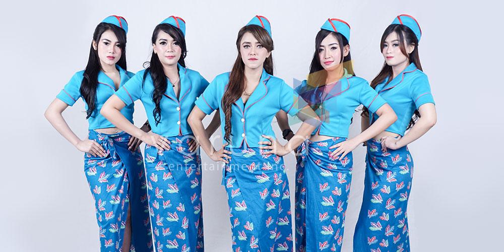 Anniversary yang ke12 EC Karaoke Semarang Suguhkan Tema 12EBOUNCE FLIGHT ADVENTURE bersama Duo Gobas
