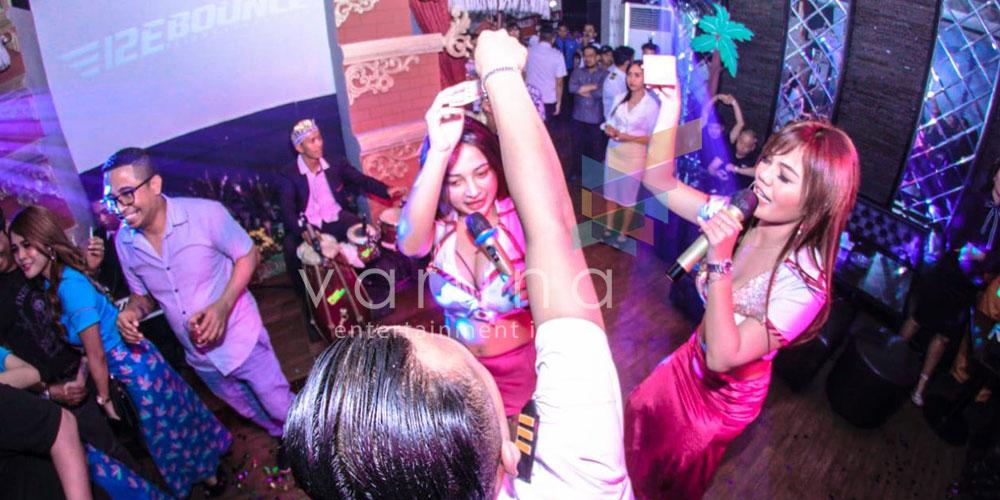 12 tahun Anniversary EC Karaoke di Goyang Basah dengan Duo Gobas