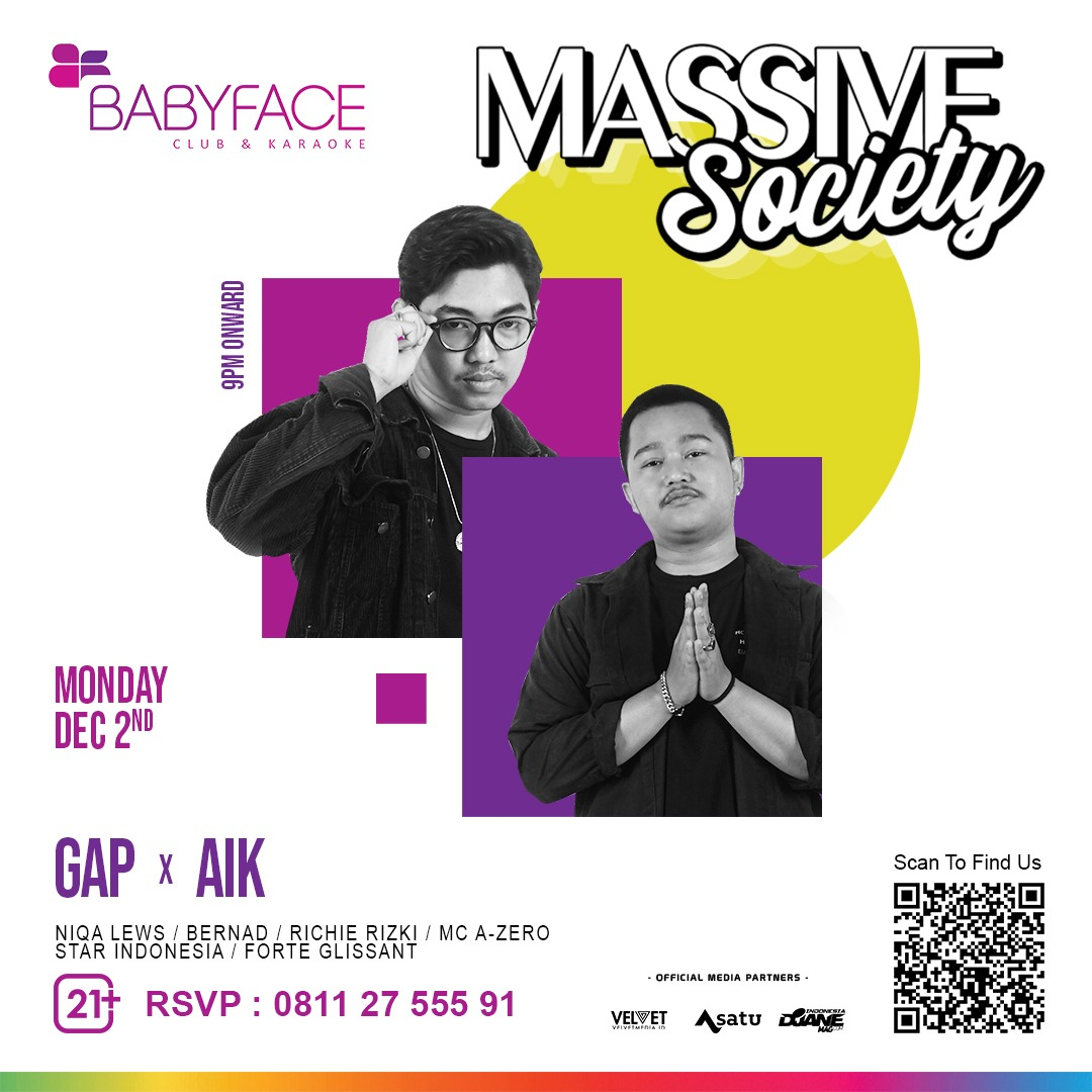 MASSIVE SOCISETY with Local Heroes
