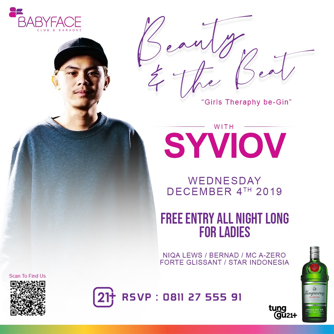 BEAUTY & THE BEAT with SYVIOV