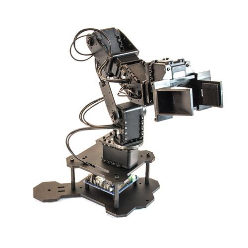 PhantomX Pincher Robot Arm with adapters