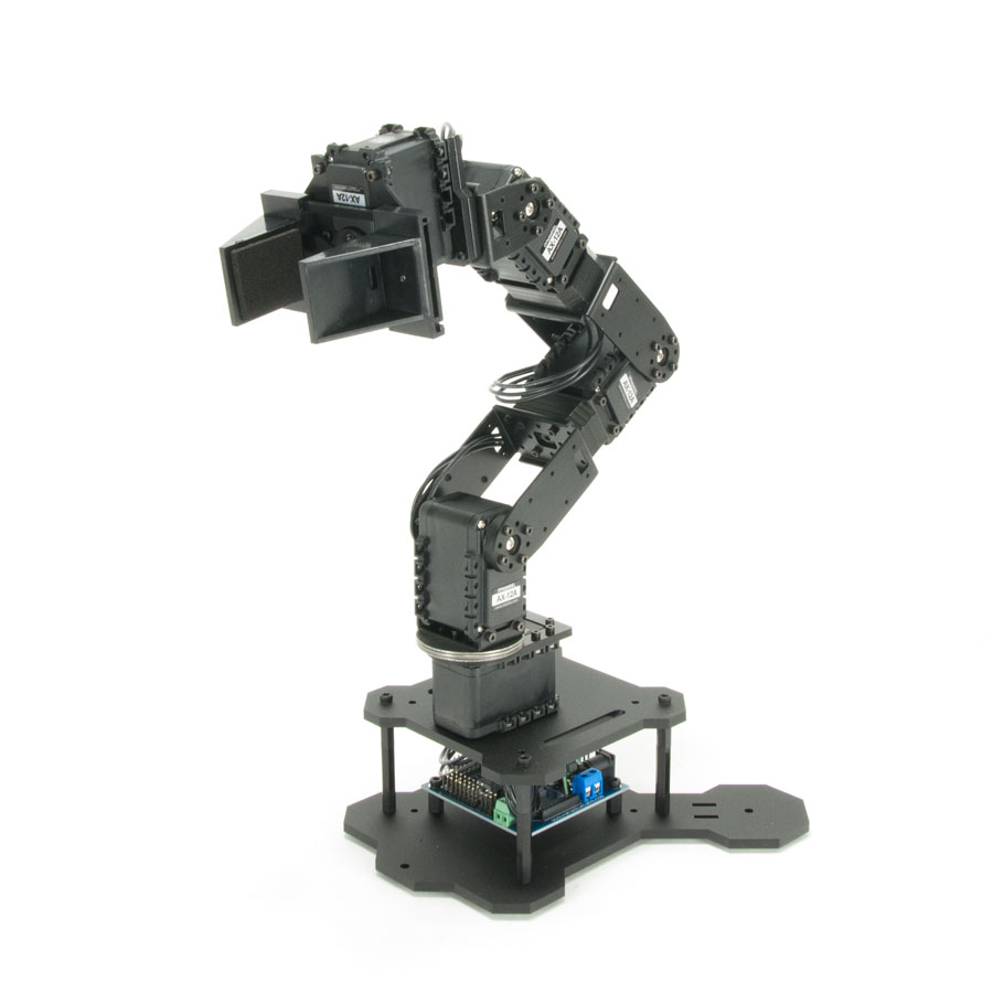robotic arm for leo rover