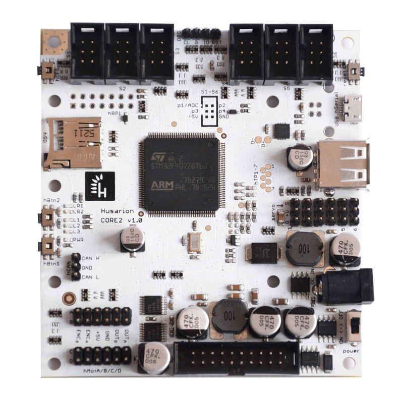 leo rover electronics