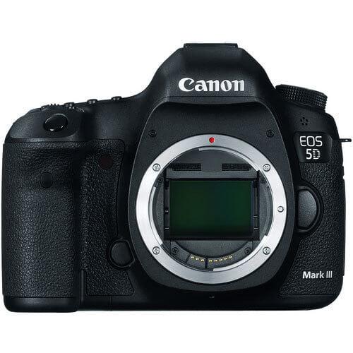 Canon  EOS 5D Mark III - Boîtier Seulement - Noir