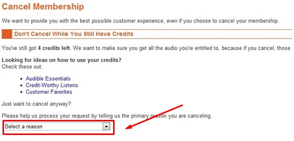 How to Cancel Audible | Butter