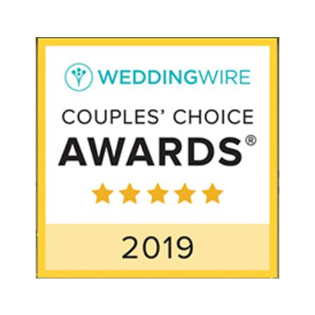 Tal Orion Wedding Wire Award
