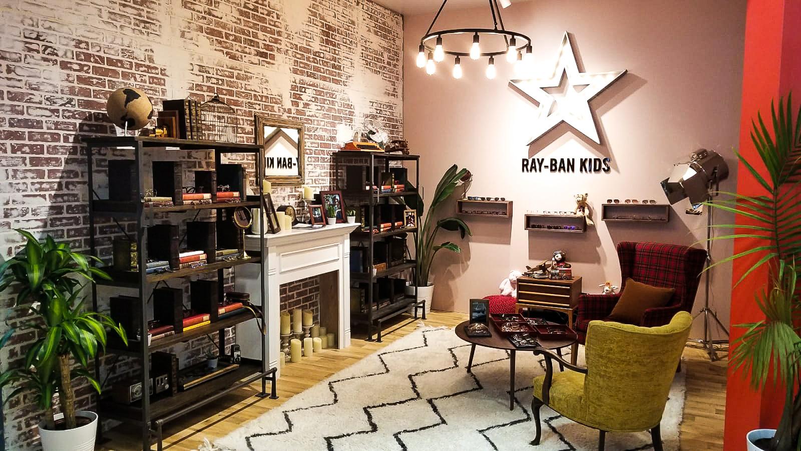 Ray Ban Kids Room