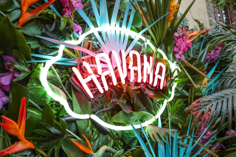 Havana Neon Sign