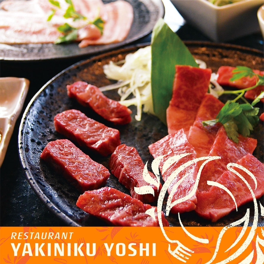 japanese bbq yoshi or taste of paradise event