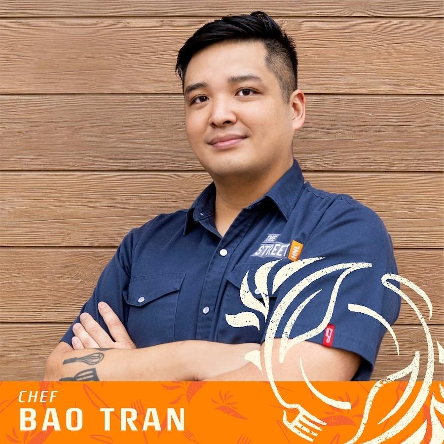 Chef Bao Tran The Street HNL Michael Mina Group Waikiki