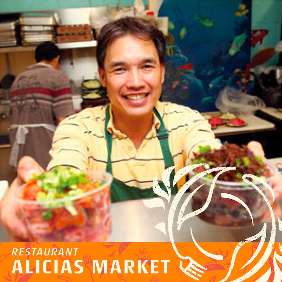 alicias market for taste of paradise event