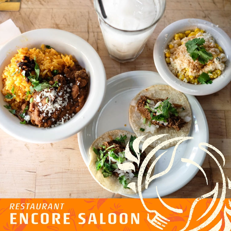 encore saloon chinatown for taste of paradise event