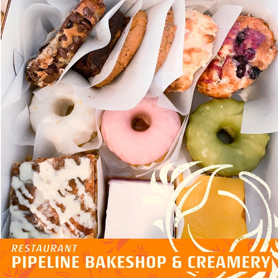 pipeline bakeshop and creamery