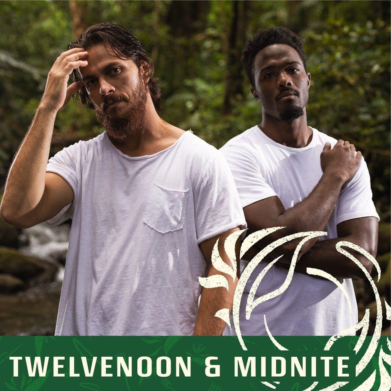 TWELVENOON & MIDNITE live entertainment at taste of paradise