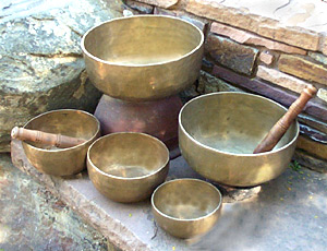 Shop for an authentic Tibetan singing bowl