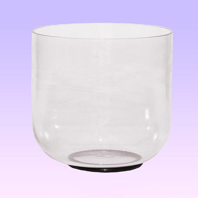 Clear Quartz Handle Bowl