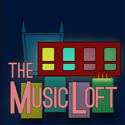 The Nashville Music Loft Logo