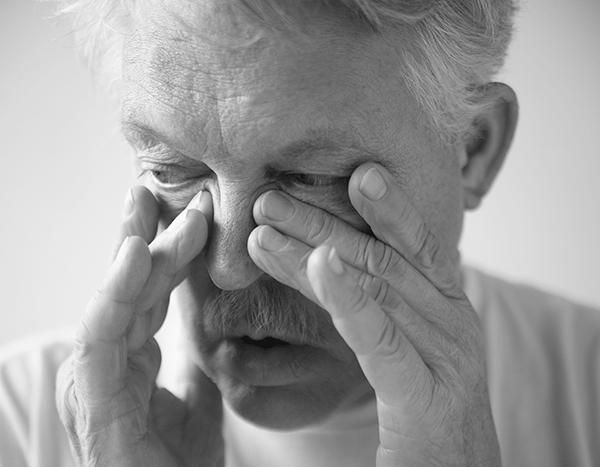 Nasal Congestion and Sinusitis symptoms