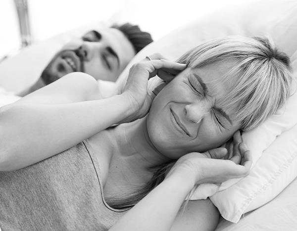Sinusitis and Sleep Apnea are destroying your sleep (and your partner's)!