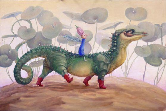 Jocelyn Henry - Lizard