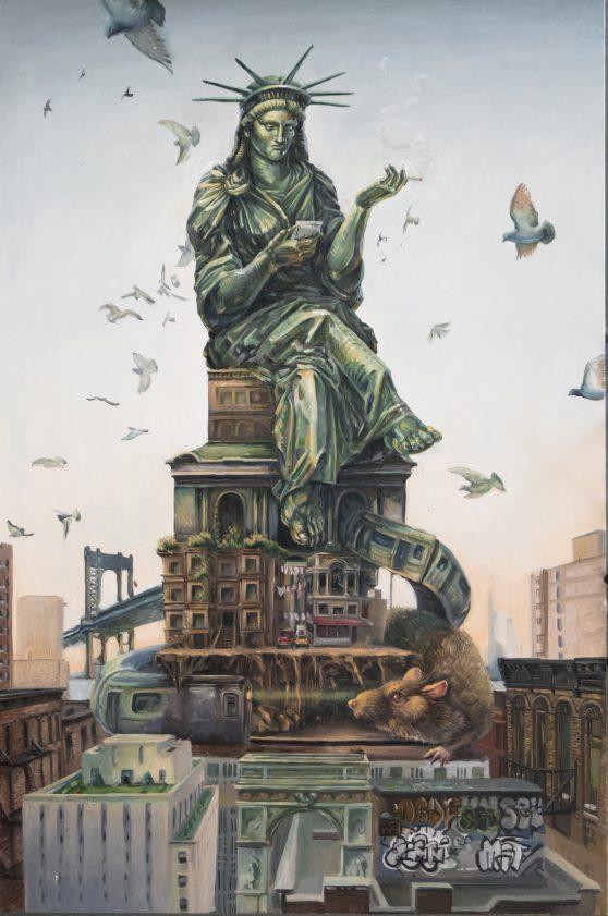 Jocelyn Henry - Statue